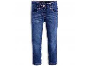 Dievčenské elastické džínsy Minoti FUNKY