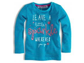 Dievčenské tričko MINOTI GLITTER