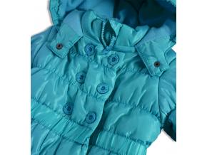Dievčenská zimná bunda MINOTI MAGIC