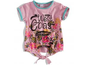 Dievčenské tričko Minoti SPLASH