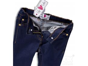 Dievčenské elastické džínsy Lilly&Lola