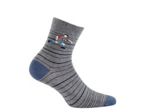 Vzorované detské ponožky GATTA, FUTBALISTA