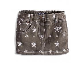 Dievčenská džínsová sukňa DIRKJE