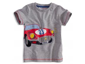 Chlapčenské tričko MINOTI AUTO