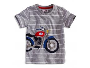 Chlapčenské tričko MINOTI MOTORKA