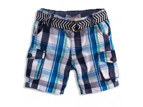 Chlapčenské šortky MINOTI CRAFTED