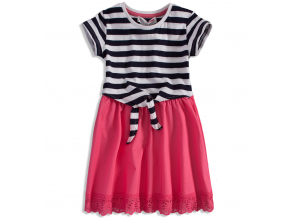 Letné šaty pre dievčatá RIVIERA MINOTI 13e061315fb