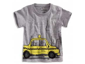 Tričko pre chlapcov LOSAN, AUTOBUS