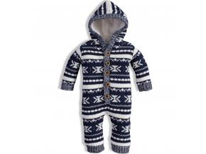 Dojčenský zimní overal DIRKJE RAIL ROAD