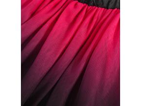 Dievčenská šifonová sukňa MINOTI GRUNGE