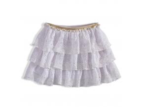 Dojčenská čipková sukňa MINOTI RAINFOREST