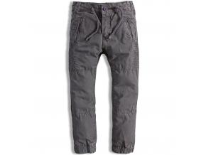 Chlapčenské nohavice MINOTI KID sivé