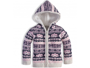Dievčenský termo sveter  DIRKJE LITTLE LADY