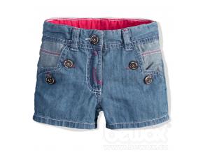 Dievčenské riflové šortky DIRKJE