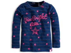 Dievčenské tričko DIRKJE SHINE BRIGHT