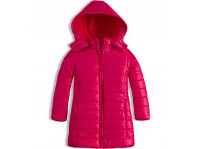 Dievčenský zimný kabát LOSAN ružový
