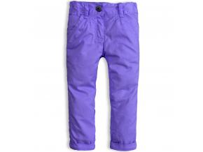 Dievčenské nohavice DIRKJE fialové