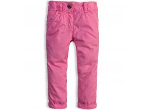 Dievčenské nohavice DIRKJE ružové