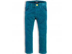 Dievčenské menčestrové nohavice MINOTI KITTY