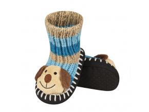 Pletené ponožky SOXO PSÍK