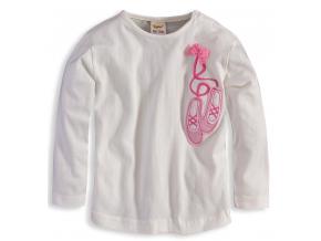 Dievčenské tričko DIRKJE BALET