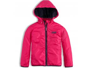 Dievčenská šušťaková bunda LOSAN ružová