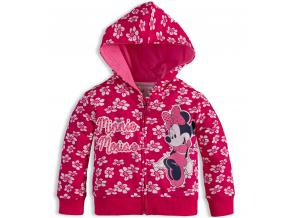 Dievčenská mikina Disney MINNIE ružová