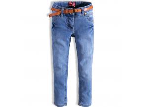Dievčenské džínsy MINOTI TRIBAL modré