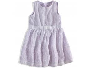 Čipkové dievčenské šaty MINOTI RAINFOREST biele