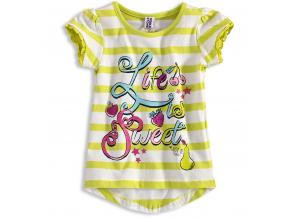Dievčenské tričko PEBBLESTONE SWEET
