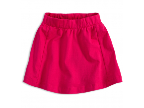 Dievčenská sukňa KNOT SO BAD ružová