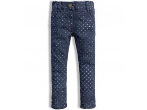 Dievčenské džínsy DIRKJE QUILTED modré