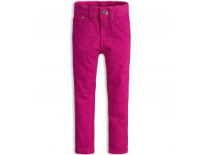 Dievčenské nohavice PEBBLESTONE PRETTY STYLE ružové