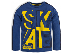 Chlapčenské tričko Mix´nMATCH SKATE modré