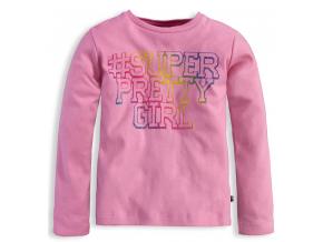 Dievčenské tričko Mix´nMATCH LEADER ružové