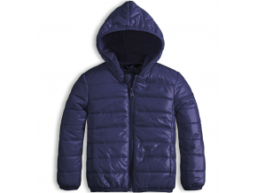 144772 dievcenska bunda mixnmatch basic girl modra