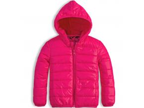 144775 dievcenska bunda mixnmatch basic girl ruzova