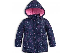 Dievčenská zimná bunda LOSAN HAVE FUN modrá