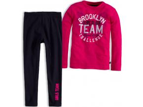 Dievčenská súprava Mix´nMATCH TEAM ružová