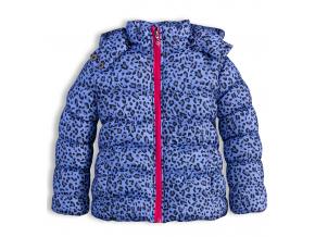 Dievčenská zimná bunda LEMON BERET LYNX modrá