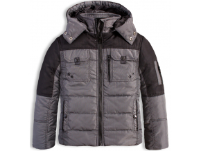 145154 chlapcenska zimna bunda losan superior seda