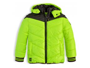 Chlapčenská zimná bunda LOSAN POWER neon