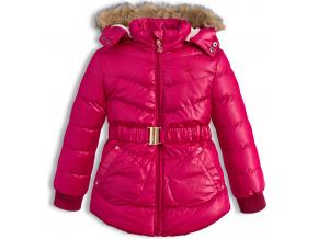 Dievčenská zimná bunda LEMON BERET BEAUJOLAIS