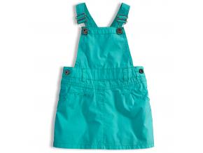 Dievčenské sukňa s trakmi DIRKJE STYLE zelená