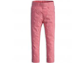 Dievčenské nohavice KNOT SO BAD WONDER ružové