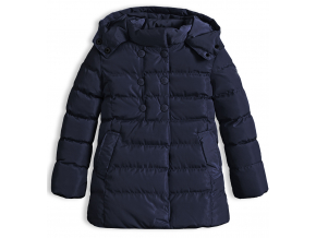 Dievčenská zimná bunda LEMON BERET DUBARRY modrá