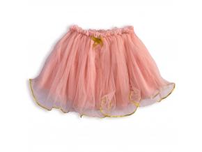 Dievčenská tutu sukňa MINOTI PARTY ružová