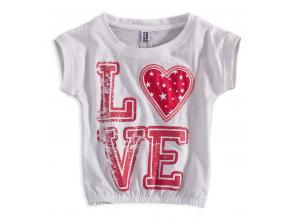 84e8c15919c4 Detské dievčenské tričká s krátkym rukávom - PELEA.SK