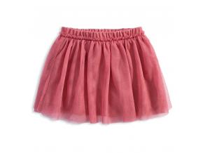 Dievčenská sukňa KNOT SO BAD PERFECT ružová