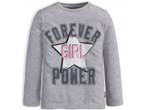 cb9c1ff92 Detské dievčenské tričká s dlhym rukávom - PELEA.SK